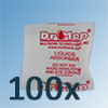 DriMop®, 0.5 g bag / 100 pieces