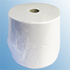 Cleaning cloth large roll, paper, white, 3-layer, 38 x 36 cm / 1,000 tear-offs