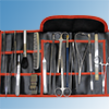 LAVABIS instrument bag undertaker, 18-parts