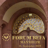 FORUM MANNHEIM 21. September 2019