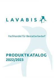 LAVABIS flip catalog German