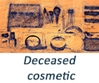 Deceased cosmetic