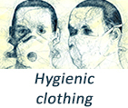 Hygienic clothing